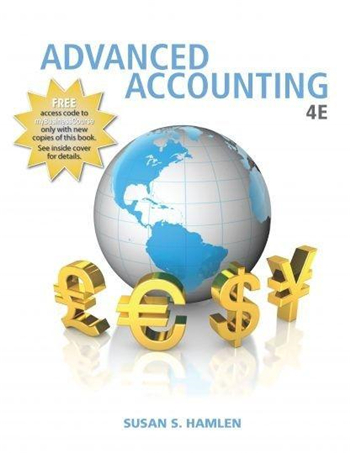 Advanced Accounting, 4th Edition eTextbook by Hamlen