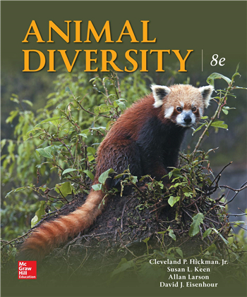Animal Diversity 8th Edition