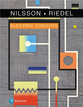 Electric Circuits, 11th Edition eTextbook by James W. Nilsson, Susan Riedel