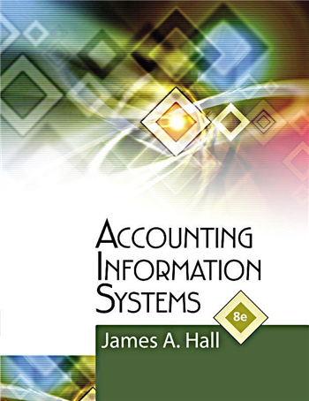 Accounting Information Systems, 8th Edition eTextbook by James A. Hall