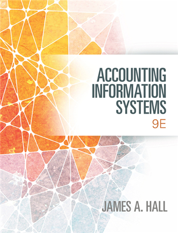 Accounting Information Systems, 9th Edition eTextbook by James A. Hall