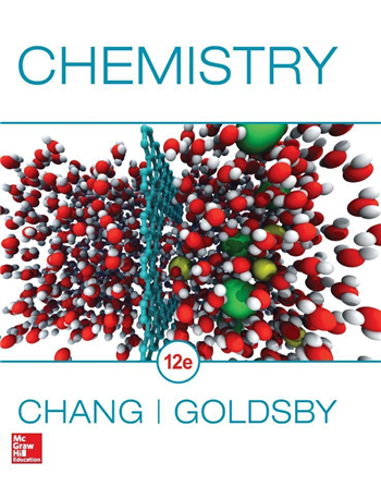 Chemistry 12th Edition eTextbook by Chang, Goldsby