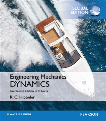 Engineering Mechanics: Dynamics in SI Units, Global Edition, 14th Edition