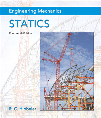 Engineering Mechanics: Statics, 14th Edition eTextbook by Russell C. Hibbeler