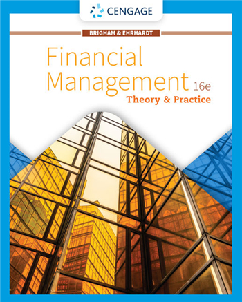 Financial Management: Theory & Practice 16th Edition