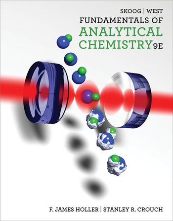 Fundamentals of Analytical Chemistry 9th Edition eTextbook by Skoog, West, Holler, Crouch