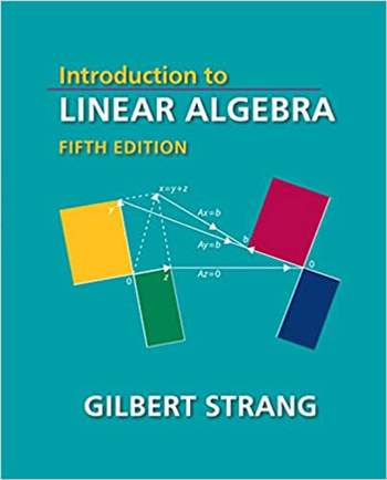 Introduction to Linear Algebra, 5th Edition eTextbook by Gilbert Strang