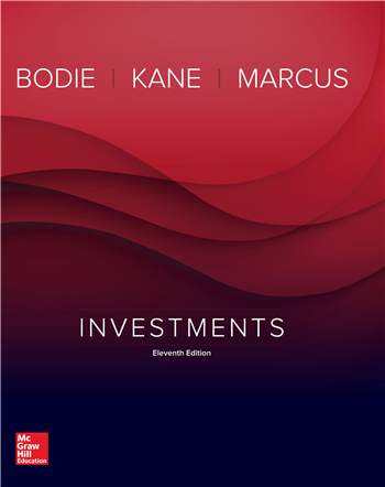 Investments 11th Edition eTextbook by Bodie, Kane, Marcus
