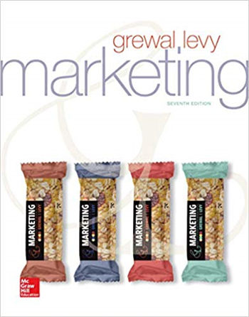 Marketing 7th Edition eTextbook by Grewal, Levy