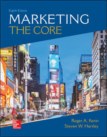 Marketing 14th Edition eTextbook by Kerin, Hartley