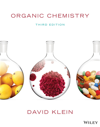 Organic Chemistry, 3rd Edition eTextbook by David R. Klein