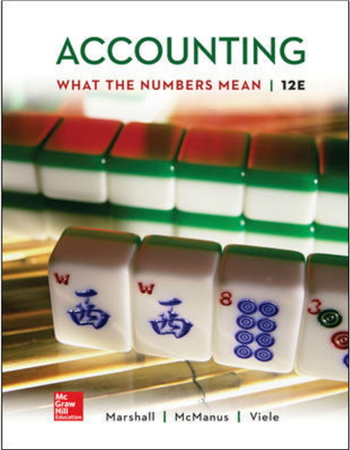Accounting: What the Numbers Mean 12th Edition