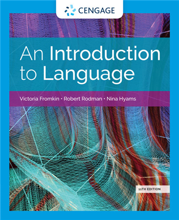 An Introduction to Language, 11th Edition