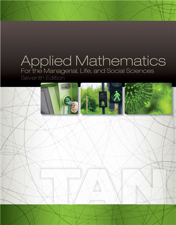 Applied Mathematics for the Managerial, Life, and Social Sciences 7th Edition