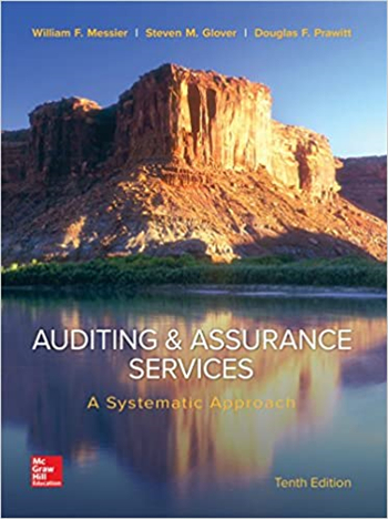 Auditing & Assurance Services: A Systematic Approach 10th Edition