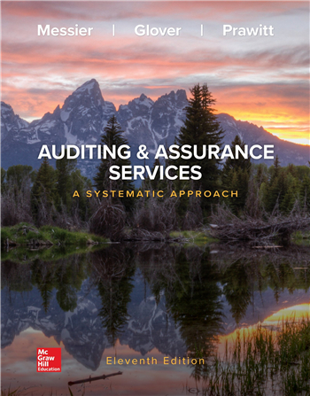 Auditing & Assurance Services: A Systematic Approach 11th Edition