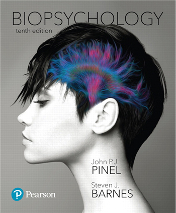 Biopsychology 10th Edition eTextbook by John P. J. Pinel, Steven Barnes
