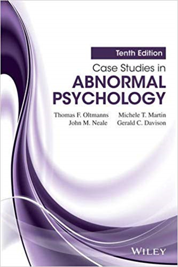 Case Studies in Abnormal Psychology 10th Edition