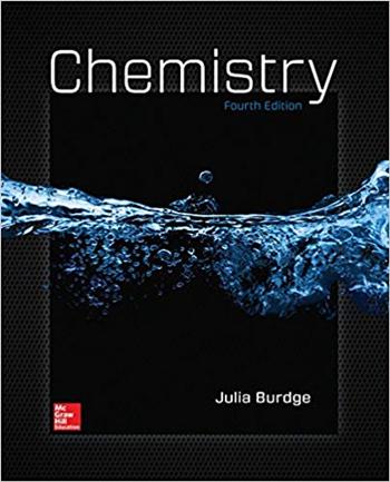 Chemistry 4th Edition eTextbook by Julia Burdge