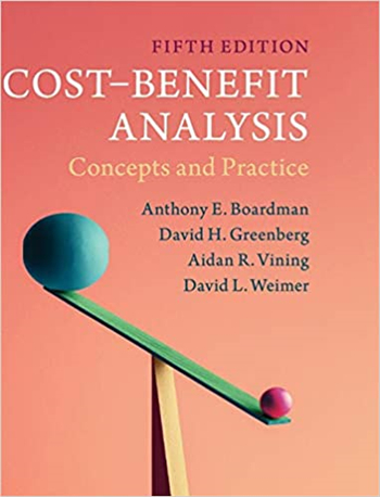 Cost-Benefit Analysis: Concepts and Practice 5th Edition