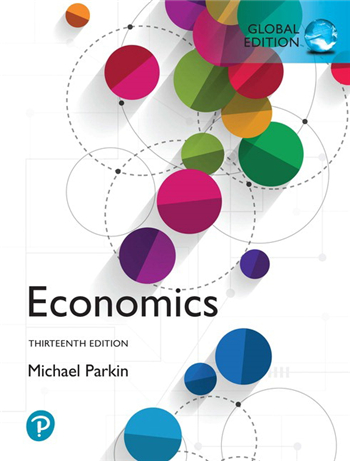 Economics, 13th Global Edition eTextbook by Michael Parkin