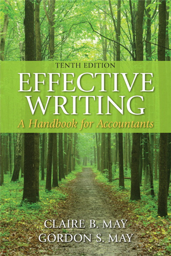 Effective Writing: A Handbook for Accountants, 10th Edition