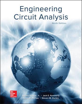 Engineering Circuit Analysis 9th Edition
