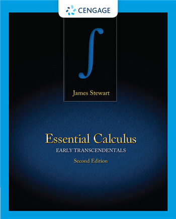 Essential Calculus: Early Transcendentals, 2nd Edition by James Stewart