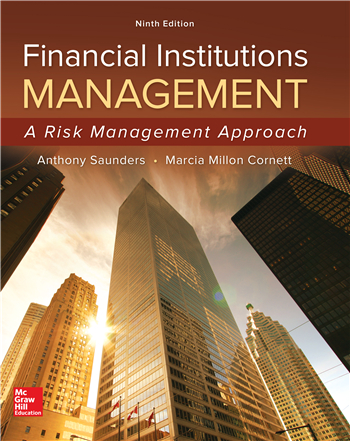 Financial Institutions Management: A Risk Management Approach, 9th Edition