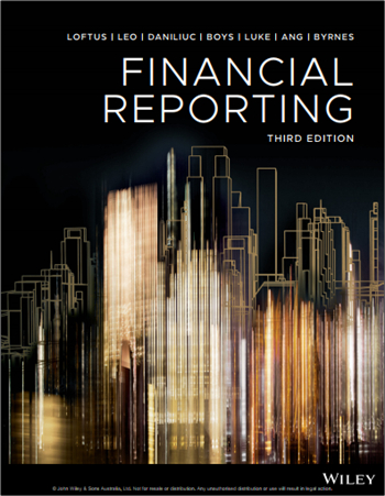 Financial Reporting, 3rd Edition