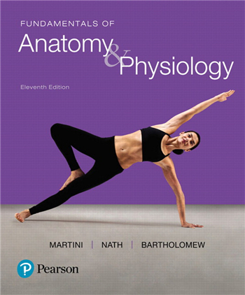 Fundamentals of Anatomy & Physiology, 11th edition by Martini, Nath, Bartholomew