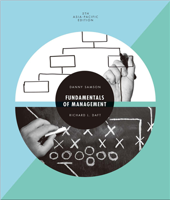 Fundamentals of Management: 5th Asia Pacific Edition by Danny Samson, Richard L. Daft