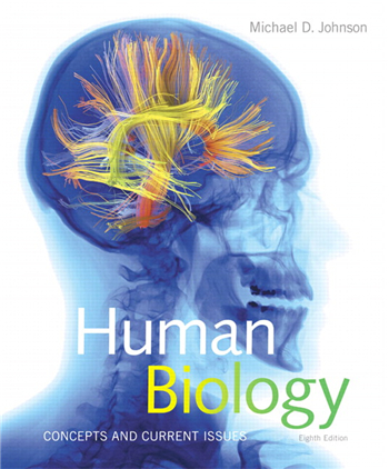 Human Biology: Concepts and Current Issues, 8th Edition eTextbook by Michael D. Johnson