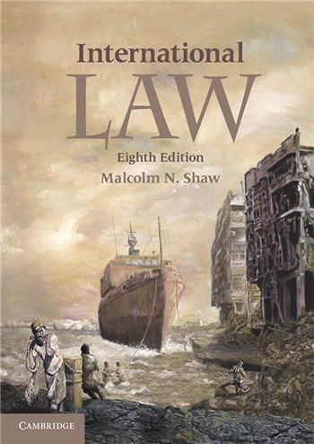 International Law 8th Edition eTextbook by Malcolm N. Shaw