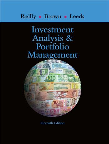 Investment Analysis and Portfolio Management 11th Edition