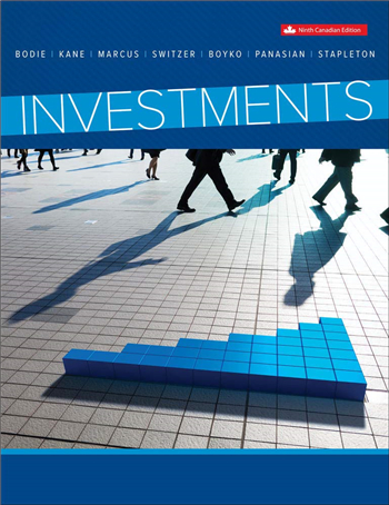 Investments 9th Canadian Edition