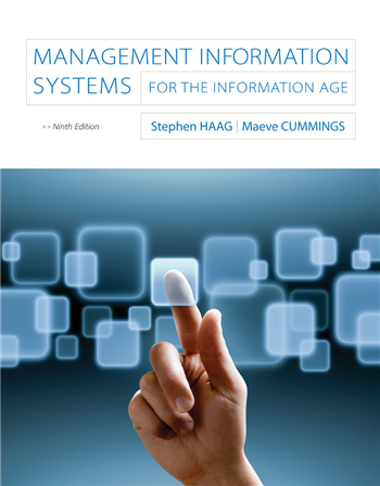 Management Information Systems for the Information Age 9th Edition