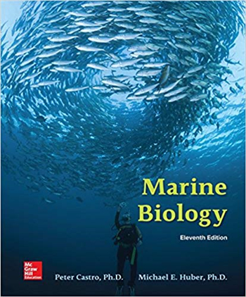 Marine Biology 11th Edition eTextbook by Peter Castro, Michael Huber