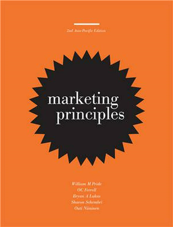 Marketing Principles 2nd Asia Pacific Edition
