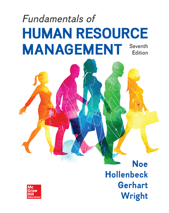 Fundamentals of Human Resource Management 7th Edition by Noe, Hollenbeck, Gerhart, Wright