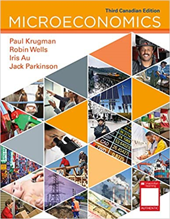 Microeconomics: Canadian Edition 3rd Edition