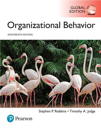 Organizational Behavior, Global Edition, 18th Edition