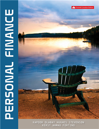 Personal Finance 7th Canadian Edition