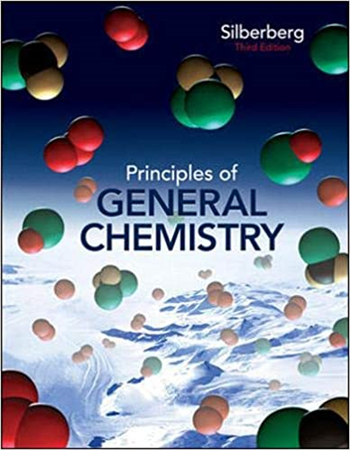 Principles of General Chemistry 3rd Edition by Martin Silberberg