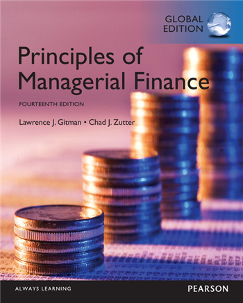 Principles of Managerial Finance, Global Edition, 14th Edition