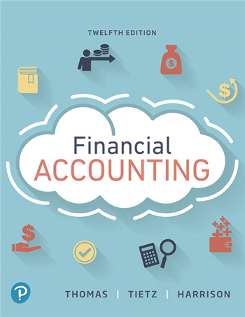 Financial Accounting, 12th Edition