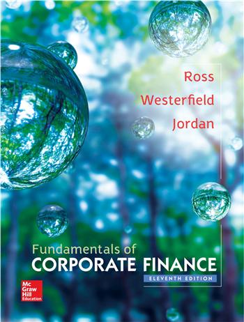 Fundamentals of Corporate Finance 11th Edition