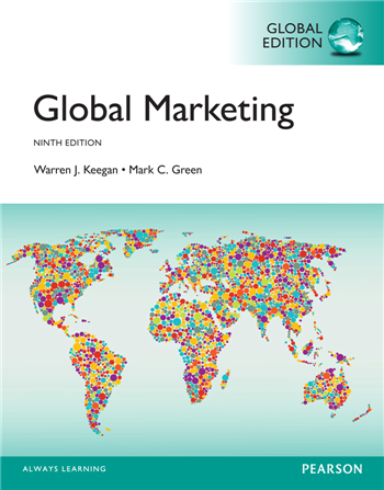 Global Marketing, Global Edition, 9th Edition