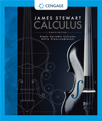 Single Variable Calculus: Early Transcendentals, 8th Edition by James Stewart
