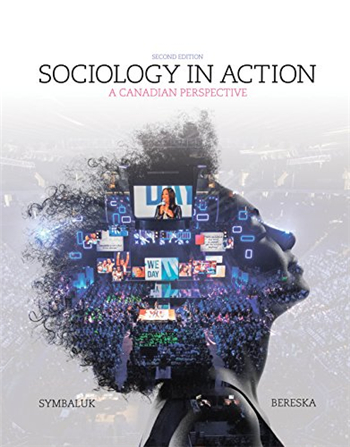 Sociology in Action: A Canadian Perspective (Canadian) - 2nd edition